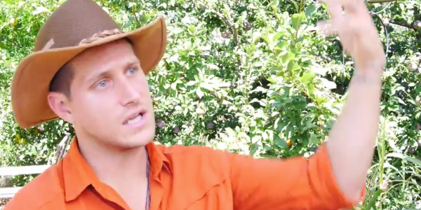 Nathan Crane Permaculture Gardening